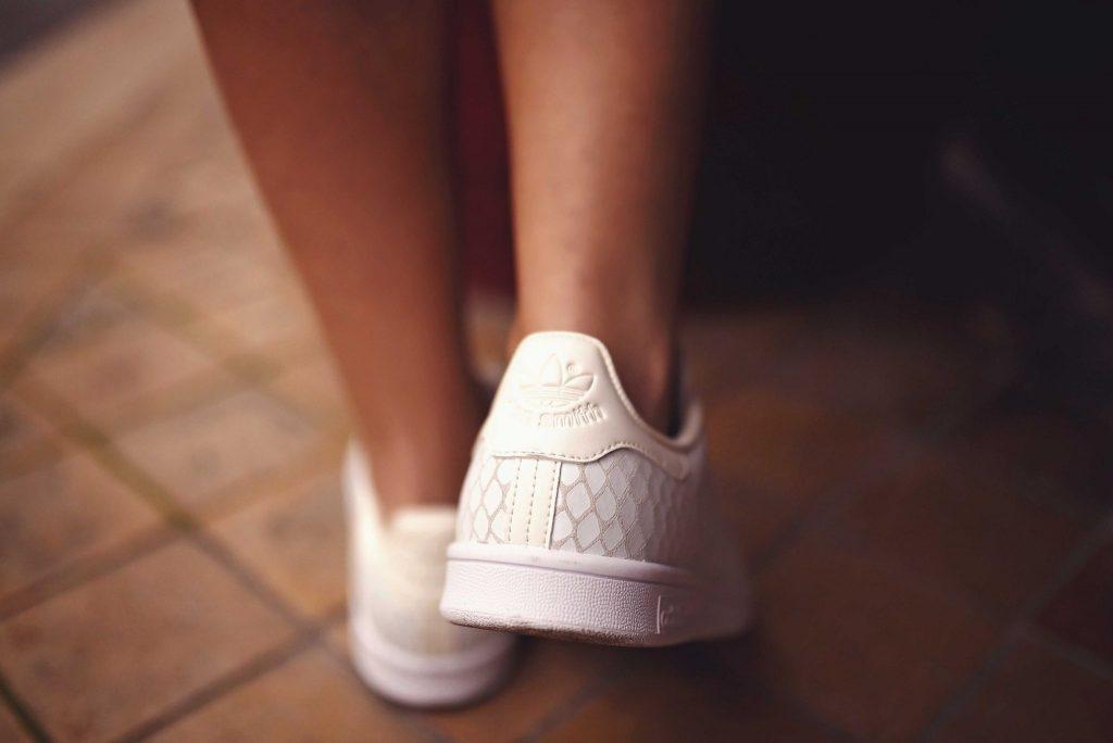 stan smith adidas, white