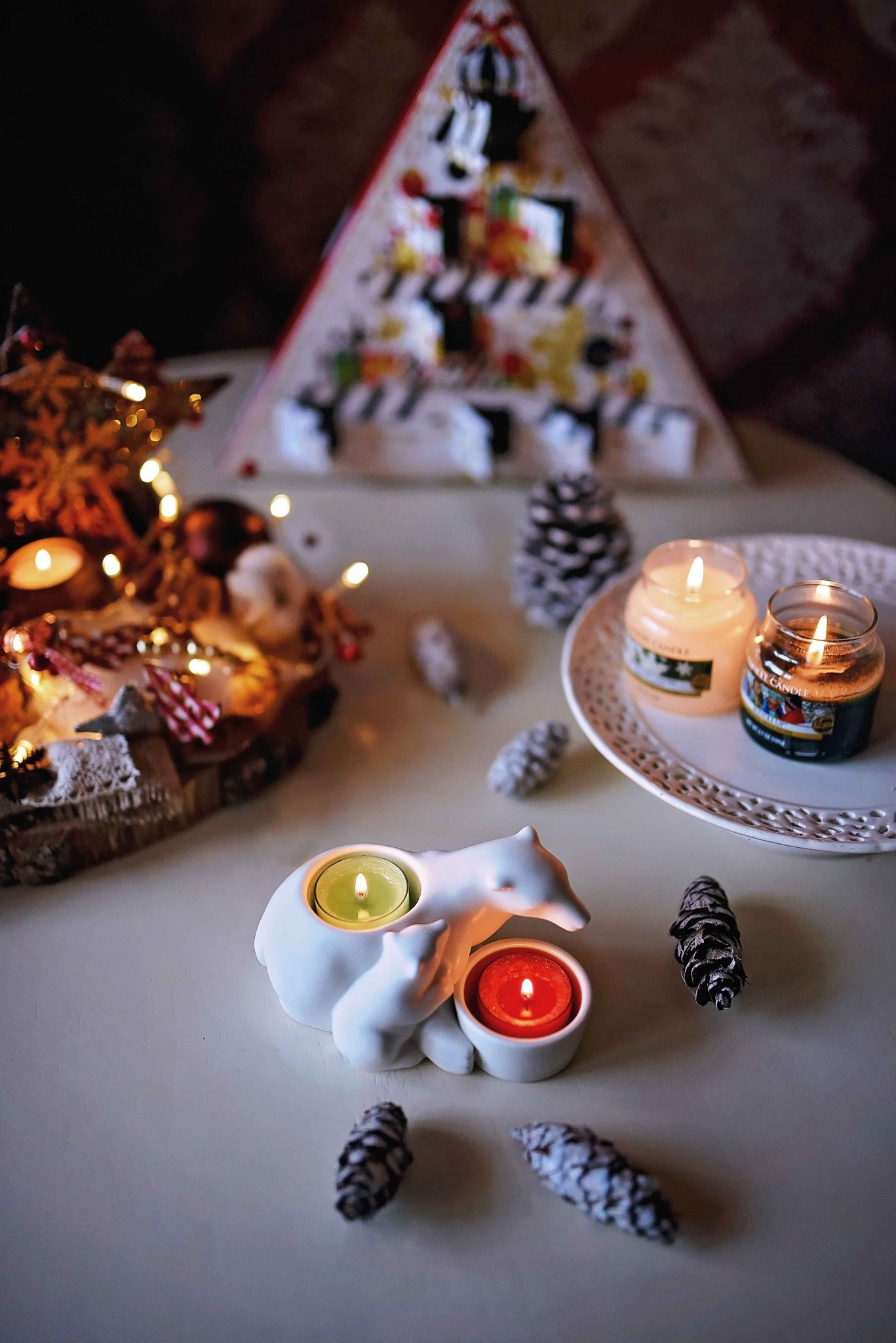 yankee candle advent