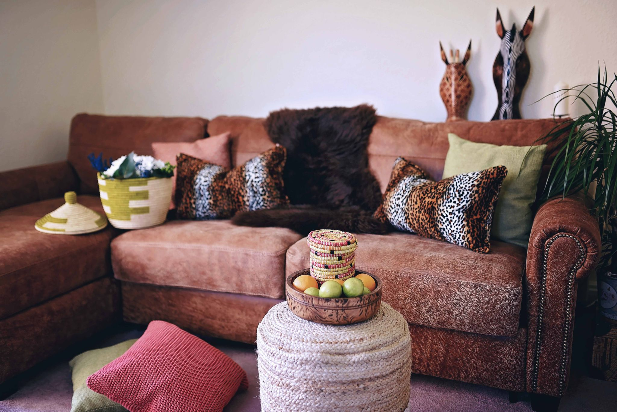 Top 5 Tips To Achieve The Tribal Trend In Any Home